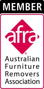 AFRA Member Logo Colour BW